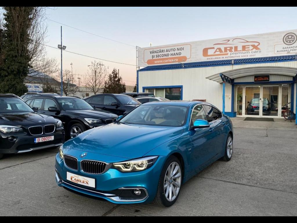 BMW 420 d Gran Coupe LUXURY
