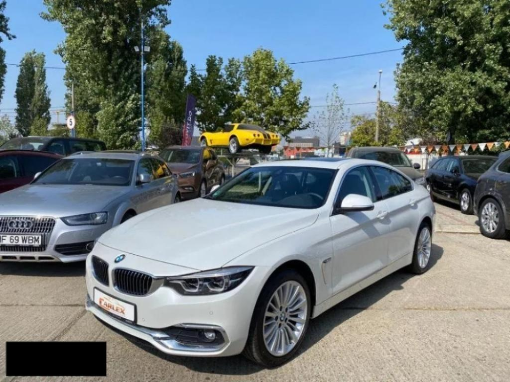 BMW 420 d xDrive Gran Coupé Steptronic