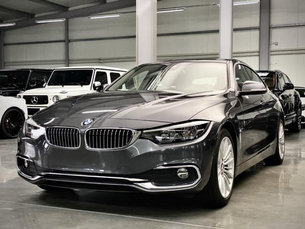 BMW 420d GRAN COUPE LUXURY