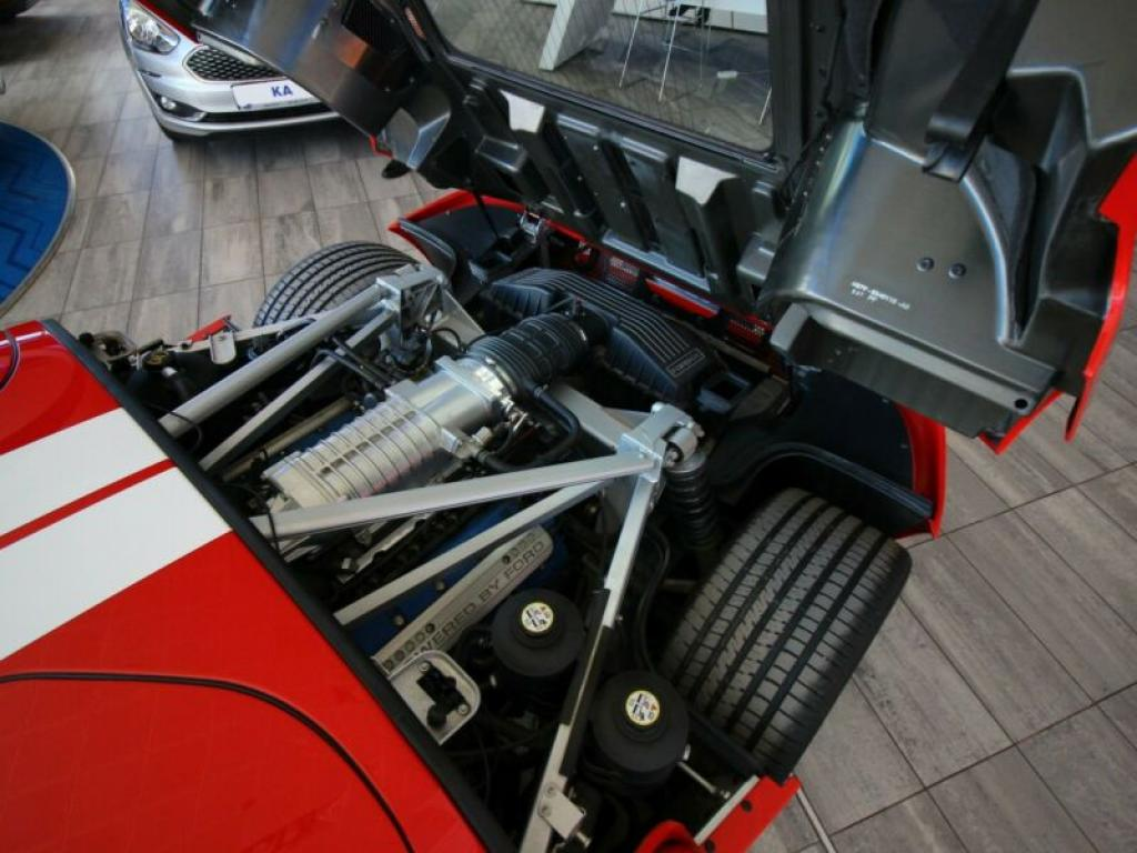 FORD GT Performance package - stage  1 - fotografie mare 15
