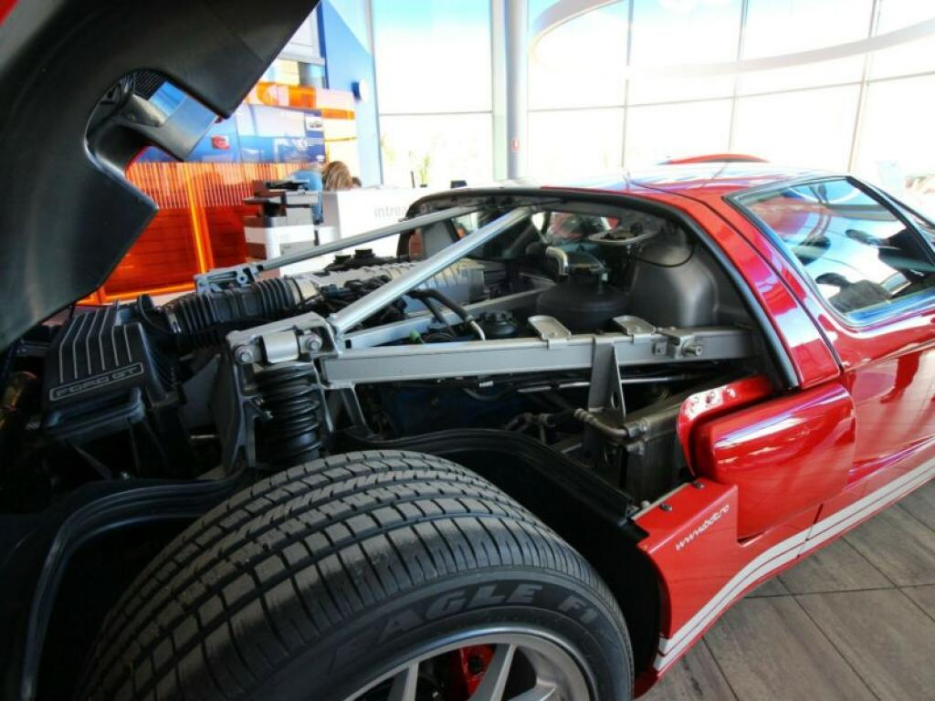 FORD GT Performance package - stage  1 - fotografie mare 14