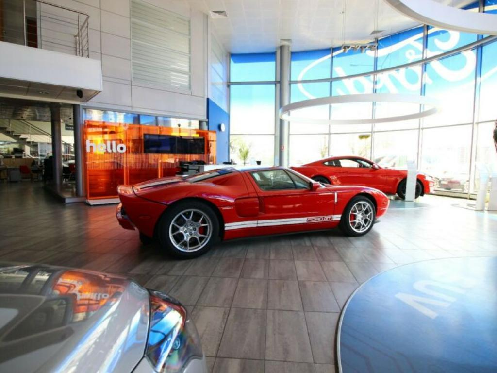 FORD GT Performance package - stage  1 - fotografie mare 6