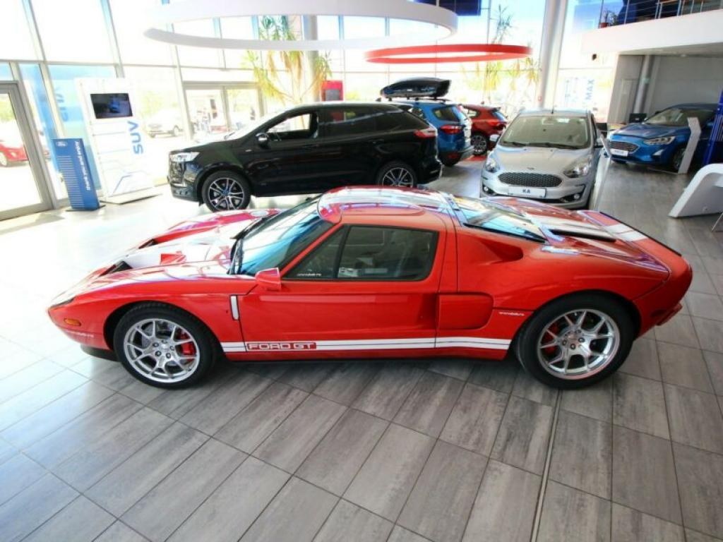 FORD GT Performance package - stage  1 - fotografie mare 5