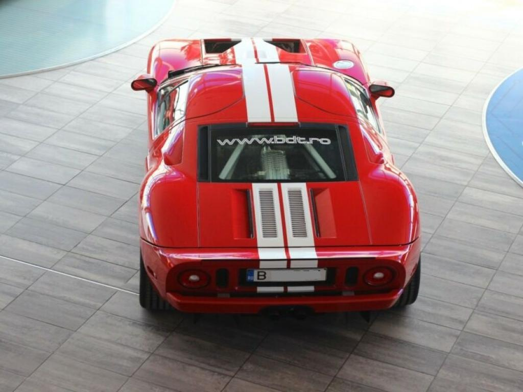 FORD GT Performance package - stage  1 - fotografie mare 7