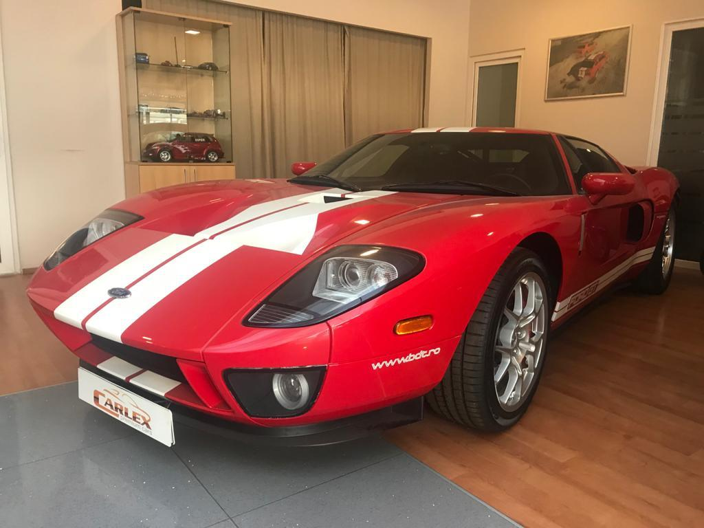 FORD GT Performance package - stage  1