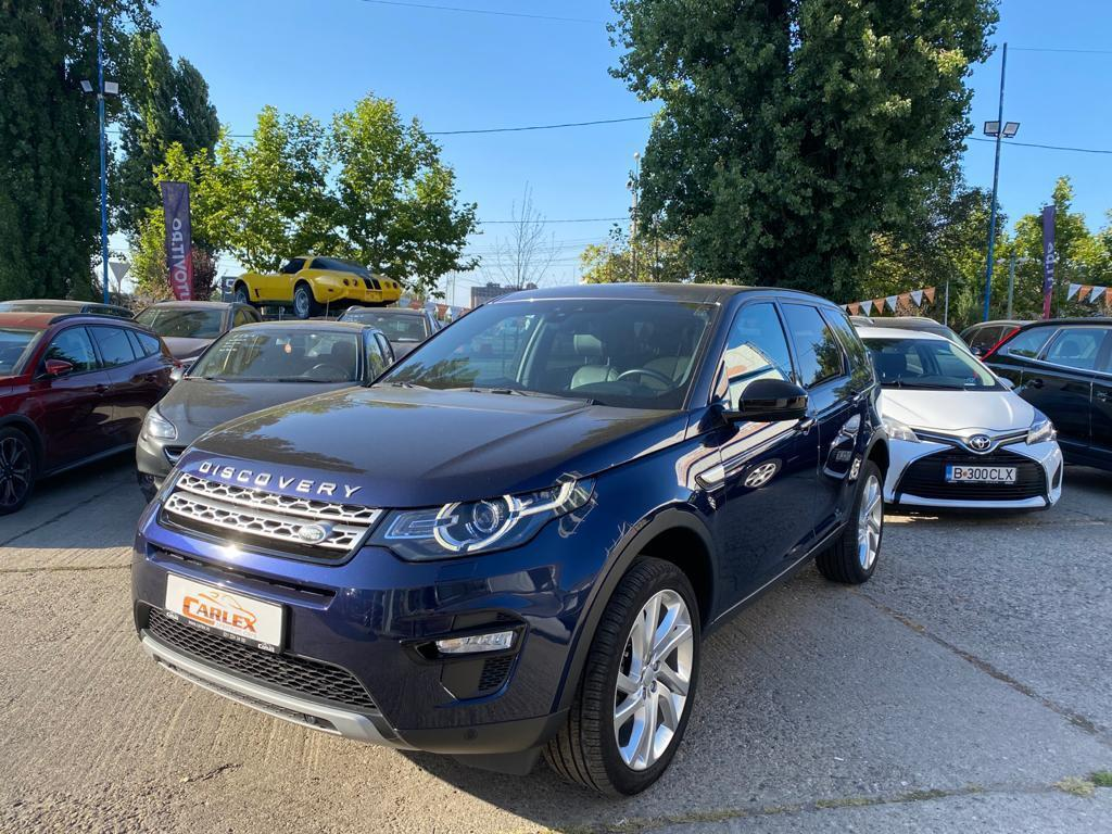 Land Rover Discovery Sport 2,0 TD4 HSE Automat