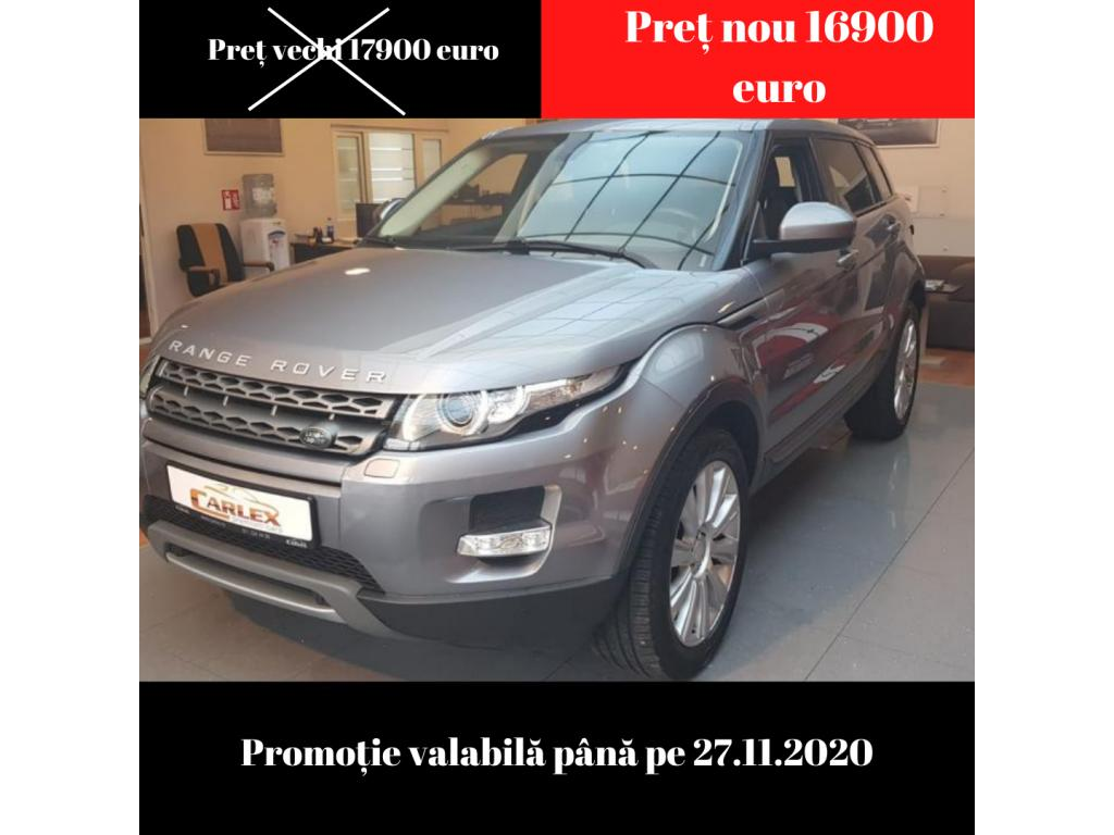 Land Rover Evoque 2.2 Sd4 Pure