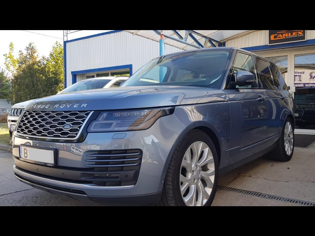 Land Rover Vogue