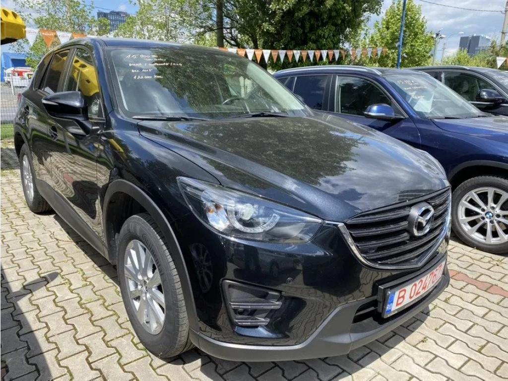 Mazda CX-5 2.2 diesel EXCLUSIVE LINE automat 4WD