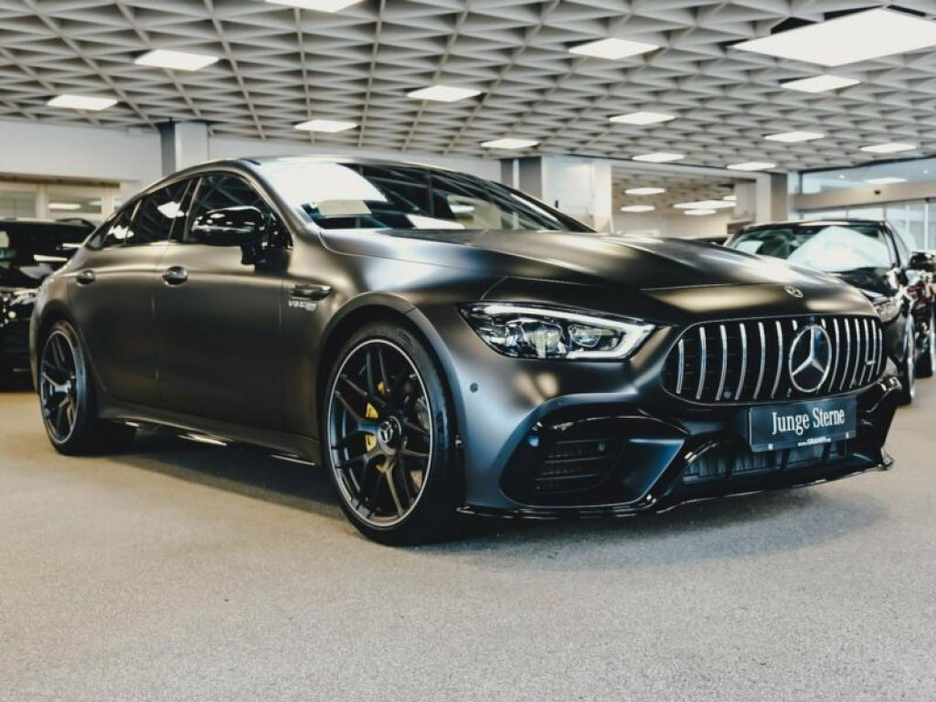 Mercedes-AMG GT 63 S 4M+